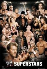 WWE Superstars (2009) afişi