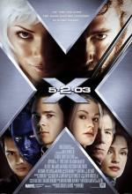 X-Men 2 (2003) afişi