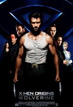 X-Men Başlangıç: Wolverine (2009) afişi