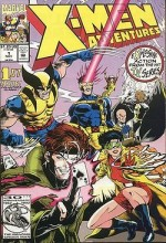 X-Men (1992) afişi