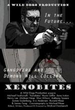 Xenobites (2008) afişi