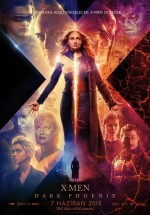 X-Men: Dark Phoenix (2019) afişi