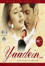 Yaadein (2001) afişi