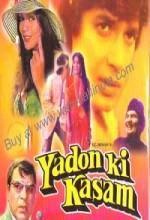Yaadon Ki Kasam (1985) afişi