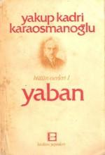 Yaban (1996) afişi