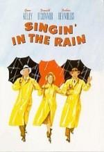 Yağmur Altında (1952) afişi