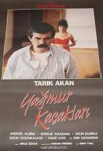 Yağmur Kaçakları (1987) afişi