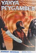 Yahya Peygamber (1965) afişi