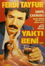 Yaktı Beni (1983) afişi