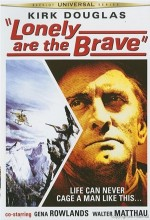 Yalnız Ve Cesur (1962) afişi