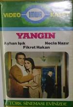 Yangın (1977) afişi