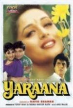 Yaraana (1995) afişi