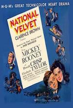 Yarış Aşkı (1944) afişi