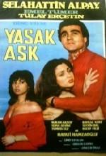 Yasak Aşk (1981) afişi