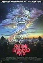 Yaşayan Ölülerin Dönüşü (Bölüm 2) (1988) afişi
