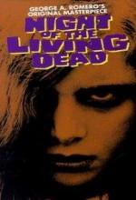 Yaşayan Ölülerin Gecesi (1968) afişi