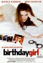 Yaşgünü Kızı (2001) afişi