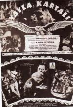 Yayla Kartalı (1945) afişi
