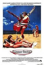 Yaz Kirası (1985) afişi
