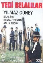 Yedi Belalılar (1970) afişi