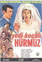 Yedi Kocalı Hürmüz (1963) afişi