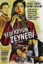 Yedi Köyün Zeynebi (1968) afişi