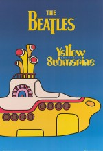 Yellow Submarine (1968) afişi
