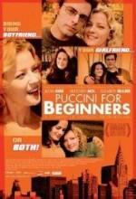 Yeni Başlayanlar İçin Puccini (2006) afişi