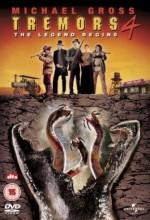 Yeraltı Canavarı 4 (2004) afişi