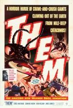 Yeryüzüne Hücum (1954) afişi