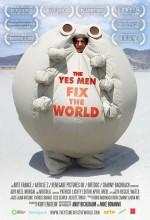 Yes Men Dünyayı Kurtarıyor (2009) afişi