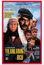Yılanların Öcü (1985) afişi