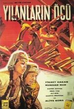 Yılanların Öcü (1962) afişi