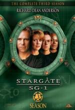 Yıldız Geçidi Sg1 (1999) afişi