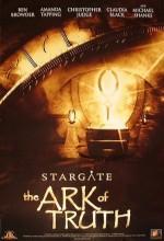 Stargate: The Ark of Truth (2008) afişi