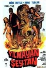 Yılmayan Şeytan (1972) afişi