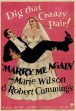 Yine Evlen Benimle (1953) afişi