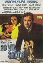 Yirmi Yıl Sonra (1972) afişi