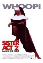 Yırtık Rahibe 2 (1993) afişi