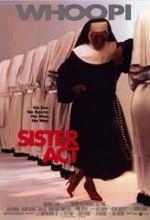 Yırtık Rahibe (1992) afişi