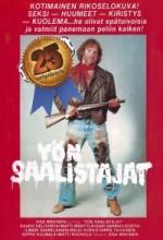 Yön Saalistajat (1984) afişi