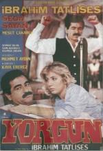 Yorgun (1983) afişi