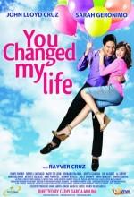 You Changed My Life (2009) afişi