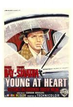 Young At Heart (1954) afişi