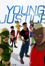 Young Justice (2010) afişi