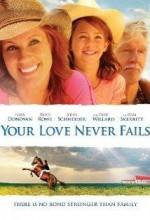 Your Love Never Fails (2012) afişi