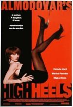 Yüksek Topuklar (1991) afişi