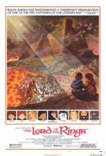 Yüzüklerin Efendisi (1978) afişi