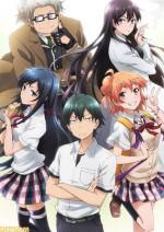 Yahari Ore no Seishun Love Comedy wa Machigatteiru. Zoku (2015) afişi