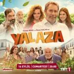 Yalaza (2017) afişi
